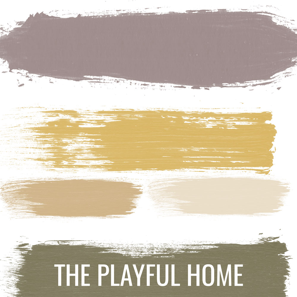 THE PLAYFUL HOME PALETTE FROM DULUX