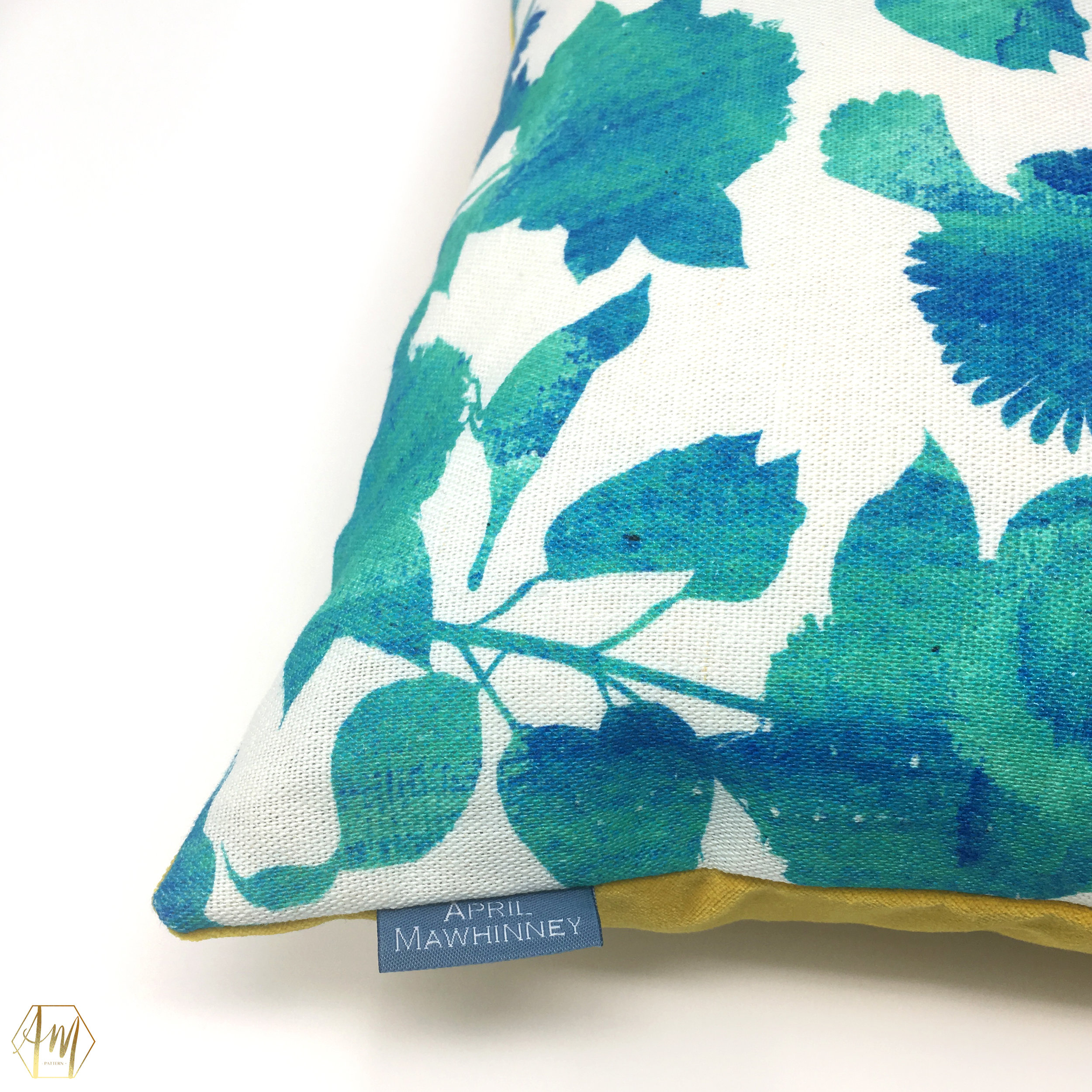 April Mawhinney Design Studio | New fabric Collection | Home Decor | Linen Fabric | UK Printed fabric | Cushion | Giftwares | Temple Water Fabric Inspiration