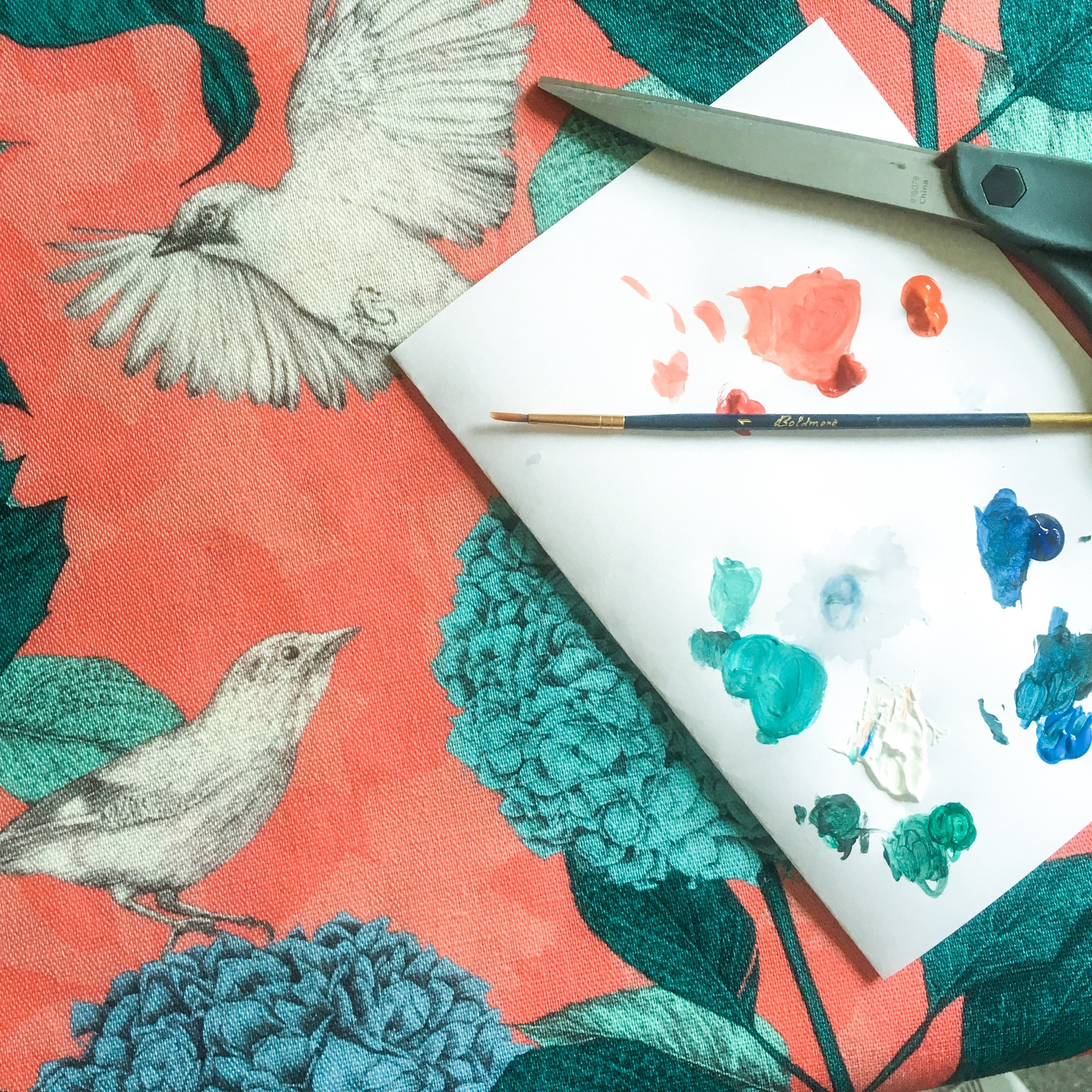 Colour Sampling | April Mawhinney Design Studio | Lough Cuan Collection | Linen Fabrics | Upholstery Fabric | Irish Design | UK Designer | Home Decor