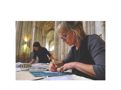Eileen White | Site Responsive Artist