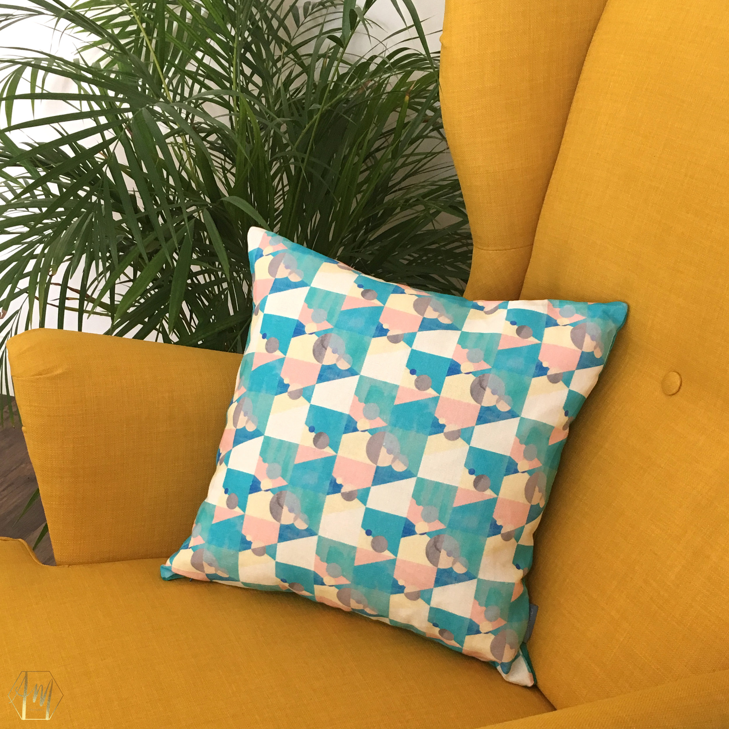 April Mawhinney Design Studio | New fabric Collection | Home Decor | Linen Fabric | UK Printed fabric | Upholstery fabric | Giftwares | KILLYLEAGH INSPIRATION