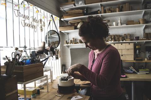 Joanne Tinley | UK Jewellery Designer | Silversmith | 24k gold | silver rings