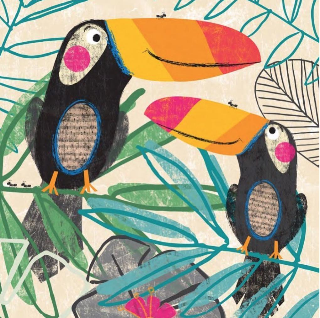 LizaLewis | UK Childrens Illustrator | Illustration | Books |