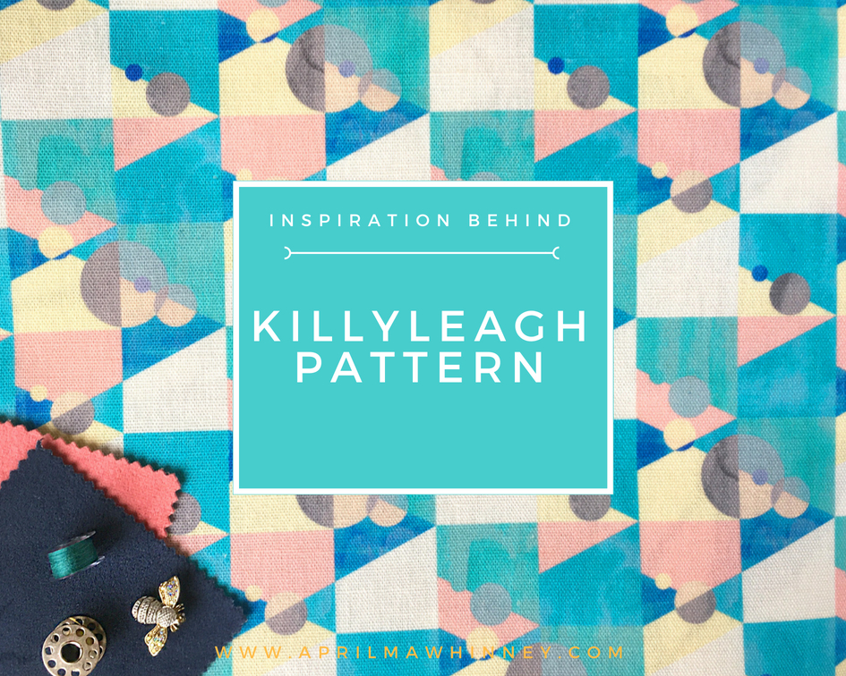 Killyleagh Pattern | Designer linen Fabric | Digitally Printed | UK Designer | Irish Designer | April Mawhinney Design Studio | Floral Watercolour Fabric