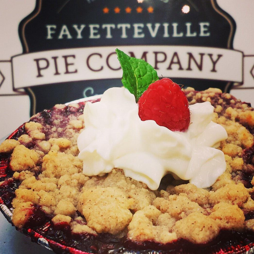 Berry Pie Fayetteville NC
