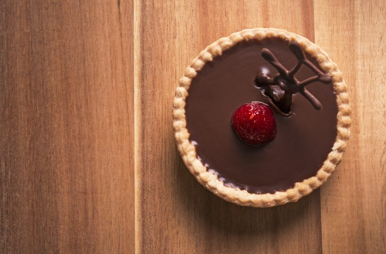 Tarte au Chocolat  One Taste is All it Takes!