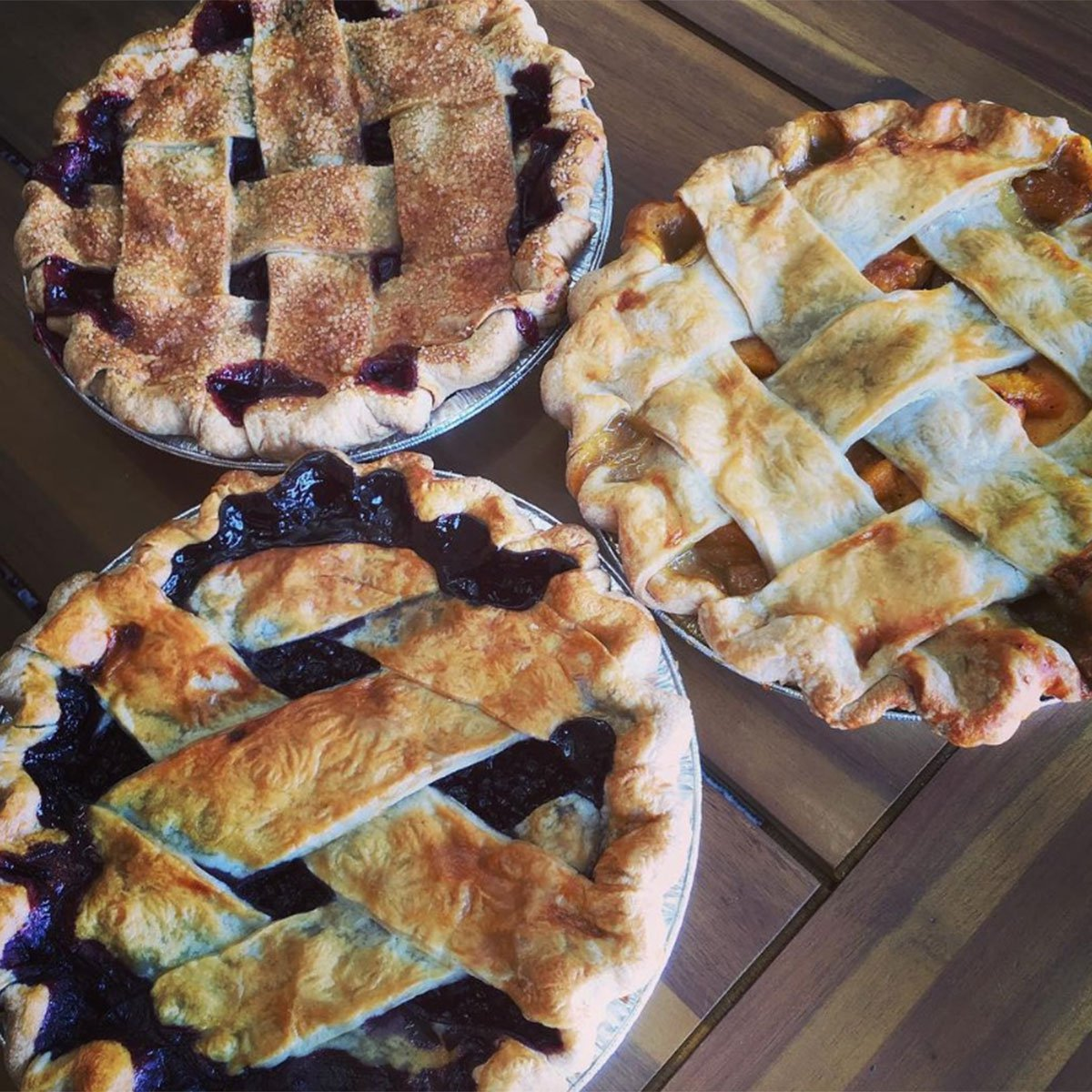"Maryland - The Ugly Pie, SalisburyThe three owners of The Ugly Pie in Salisbury began their business by ""borrowing"" a local commercial kitchen and making their special order pies overnight. Now at their brick and mortar location, you can find unique flavors like coffee cream pie and Bonobo Banana Pie, featuring a dark chocolate custard with fresh bananas and whipped cream.Photo courtesy TRIPADVISOR.COM"