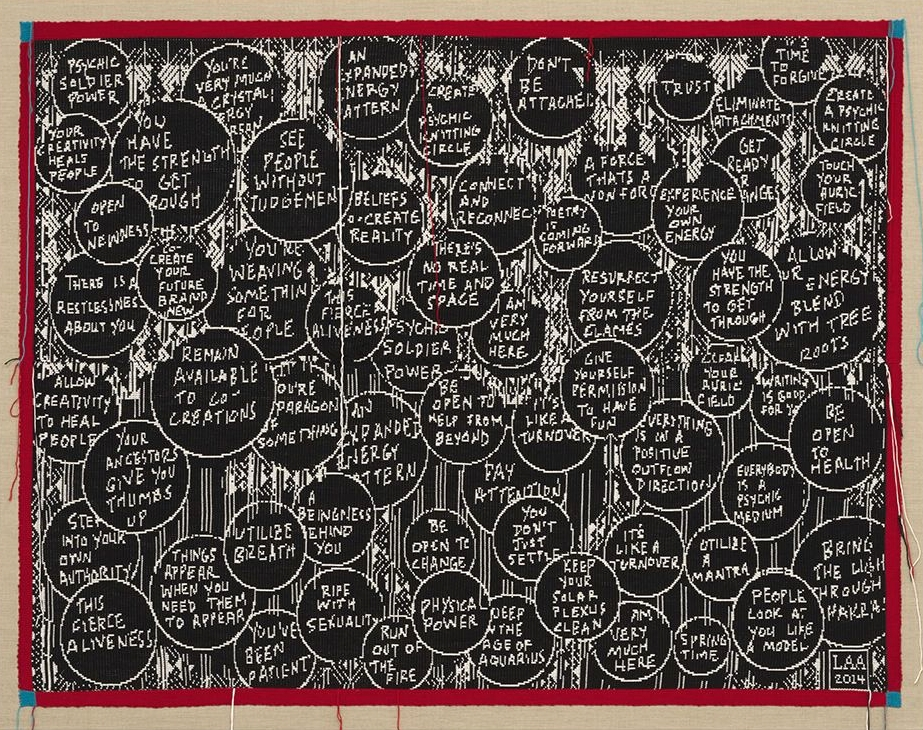 Psychic Knitting Circle, 2014
