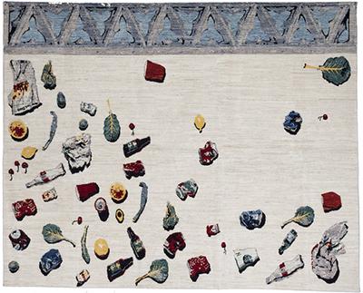 Unswept Rug, 2015