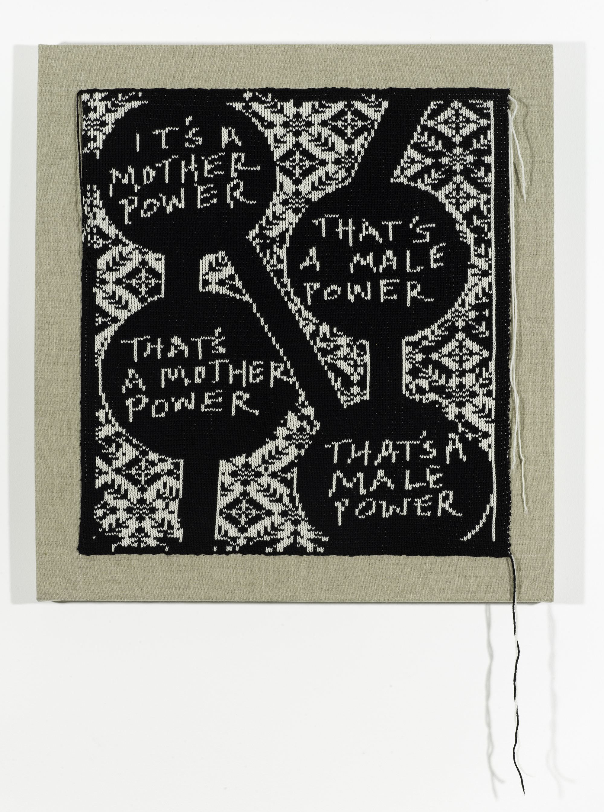 Mother Power Male Power, 2014