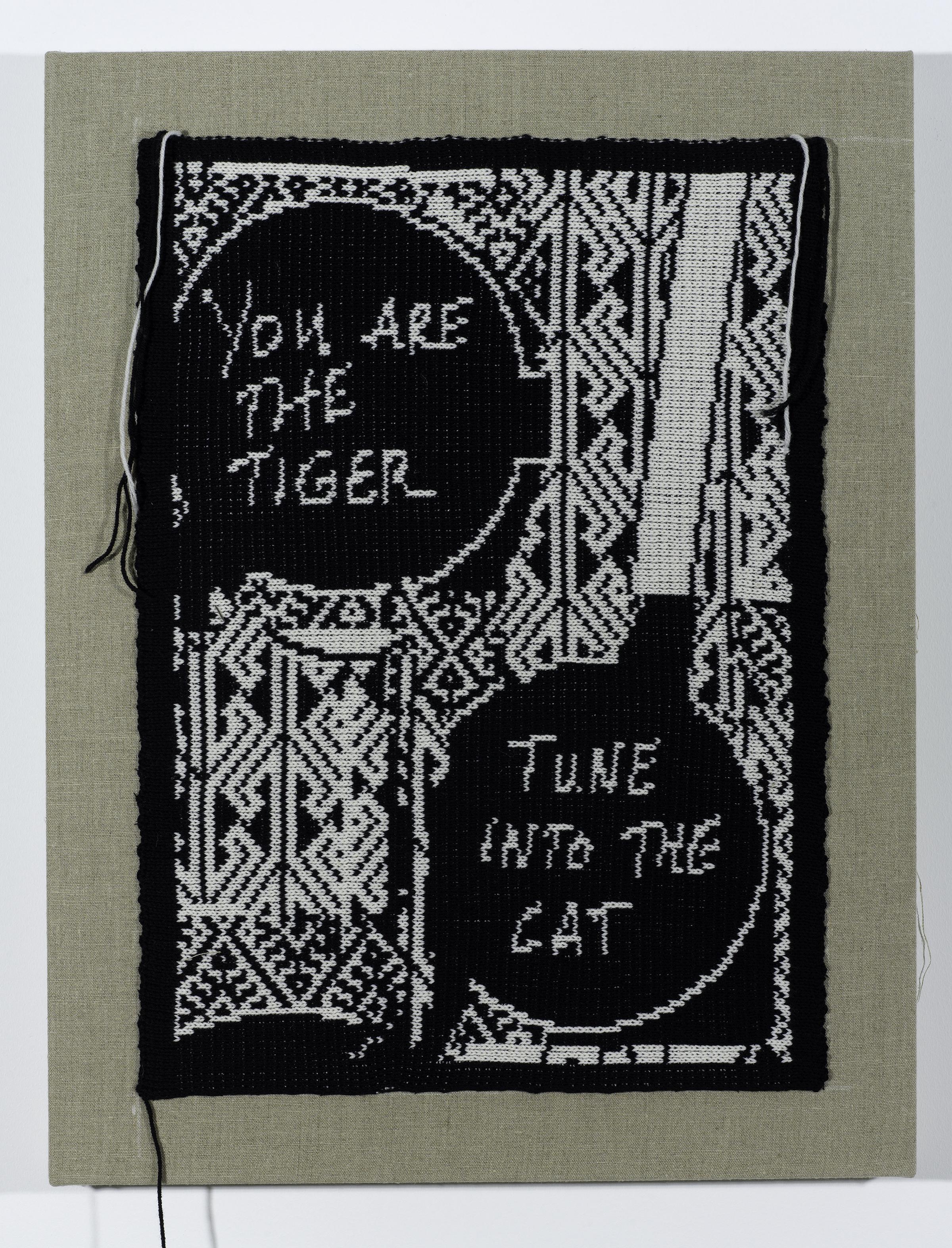 Tune into the cat, 2014