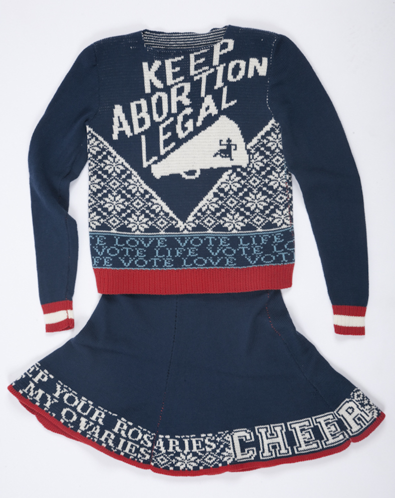 Cheer for Choice/ Keep Abortion Legal, 2009