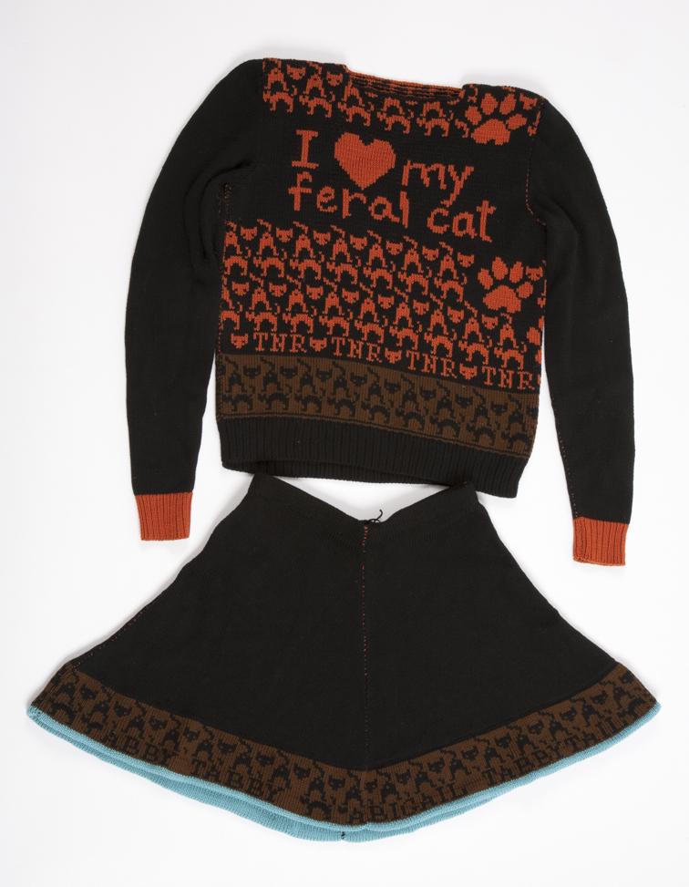 I Love my Feral Cat, I Spade my Feral Cat, 2009