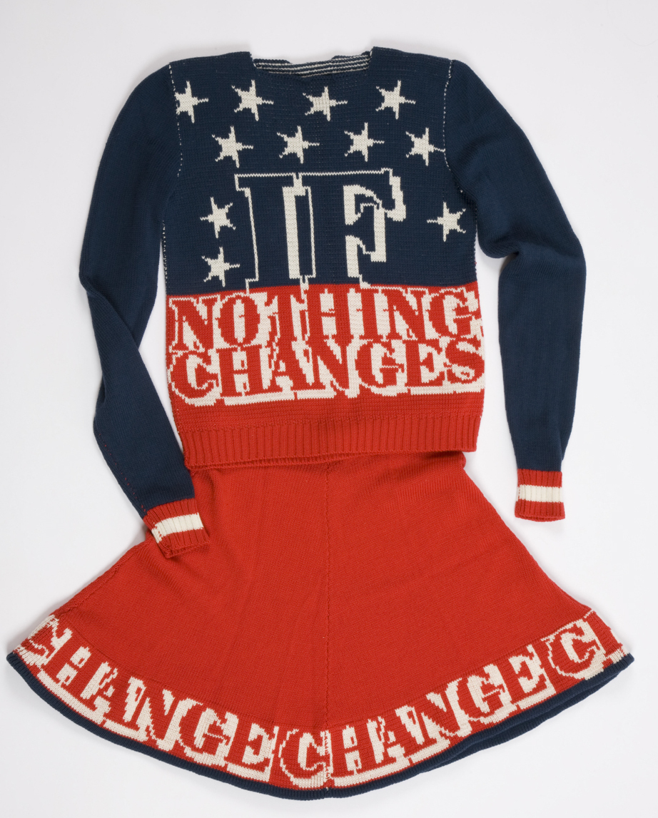 If Nothing Changes, It Changes Nothing, 2009