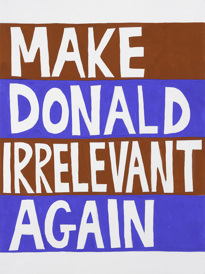 Make Donald Irrelevant Again