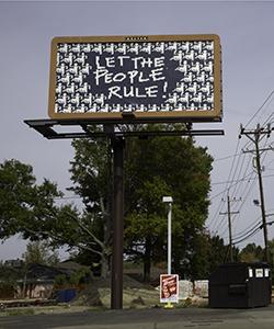 Billboards in Cincinnati, I-71 Project