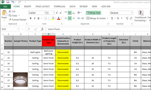 ThreeTreeCommerce_Excel_ScreenShot