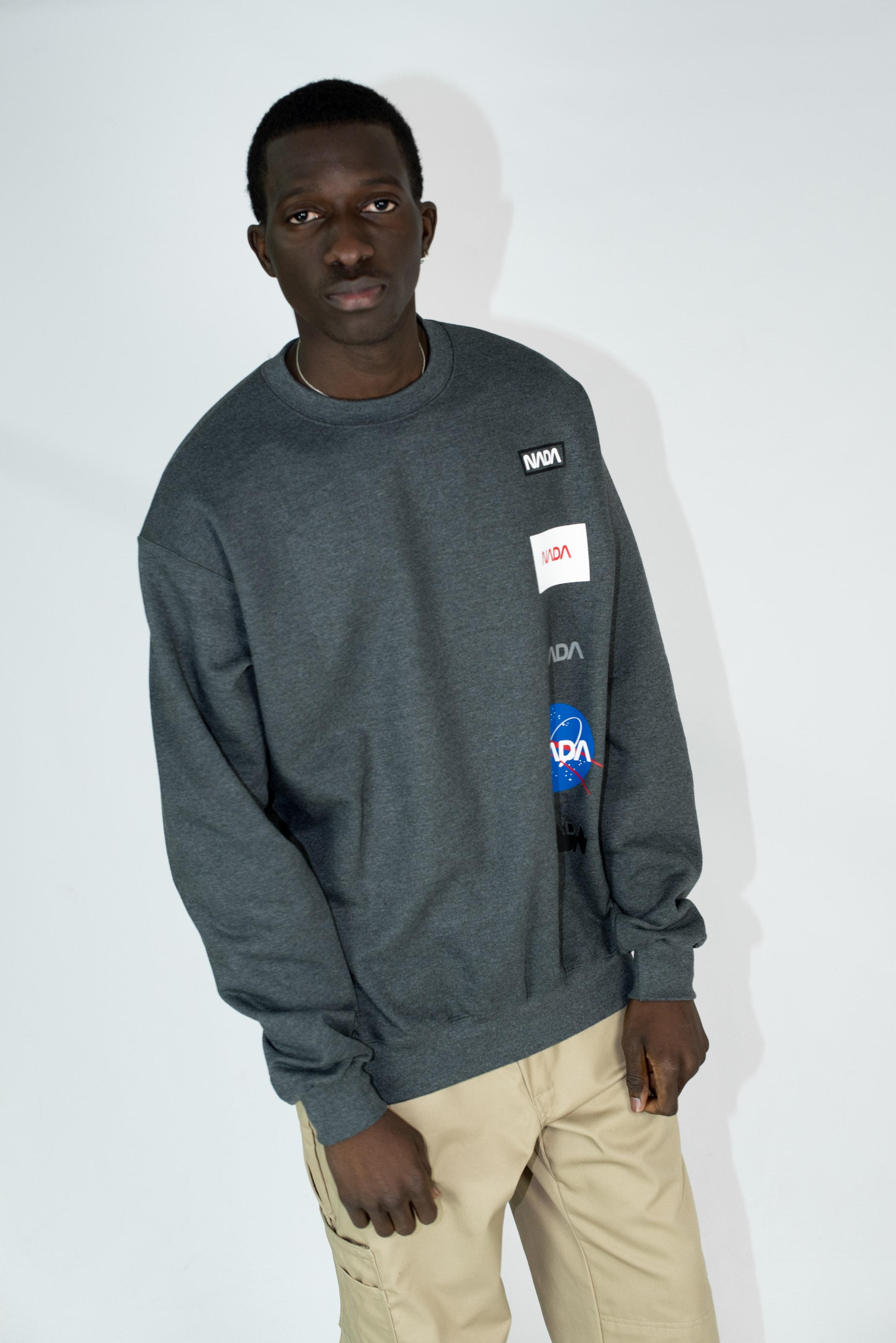 Trademarket ™️ - Sweatshirt - NADA Sweatshirt Front 2.jpg