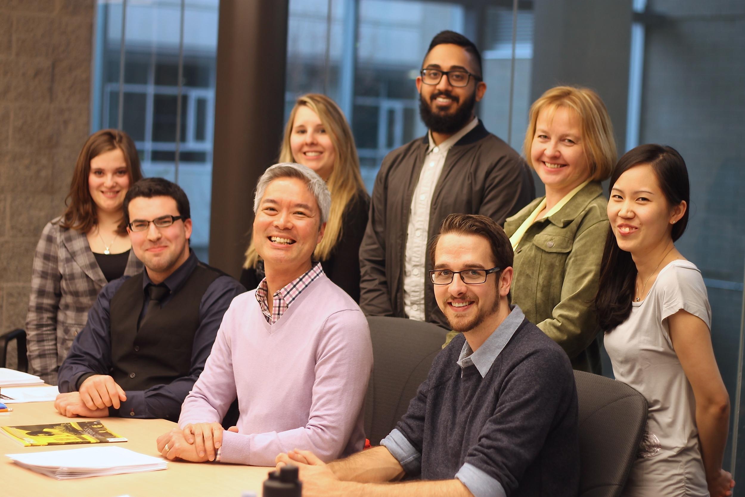 The Editorial Board of  Film Matters  (7.2 2016): Rachael Ransom, Mathew Fabick, Greg Chan (Editor-in-Chief), Melissa Houghton, Neil Bassan, Fraser Readman, Irene Halliday, and Ann Soo-Yeon Kim
