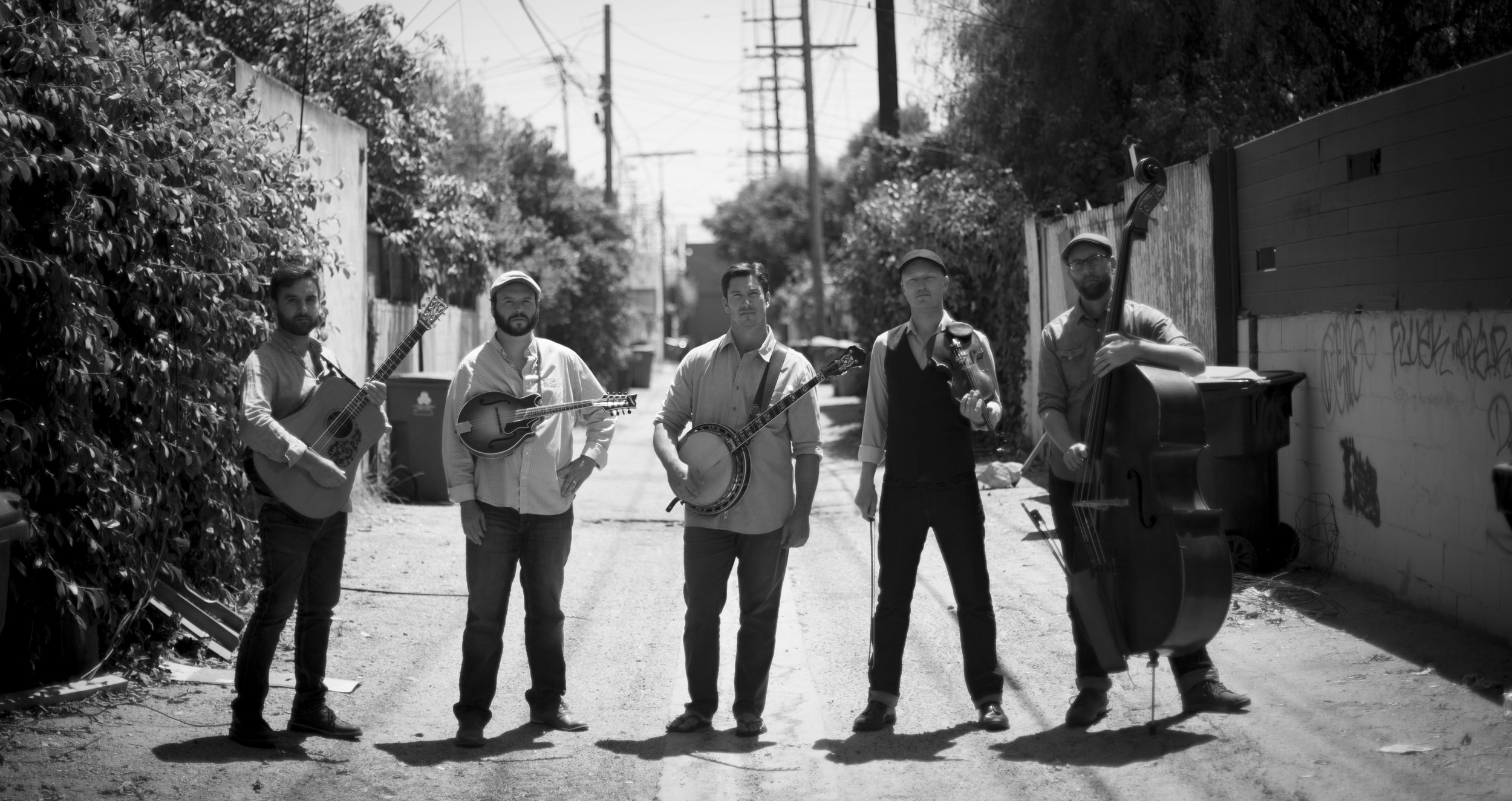 west coast bluegrass