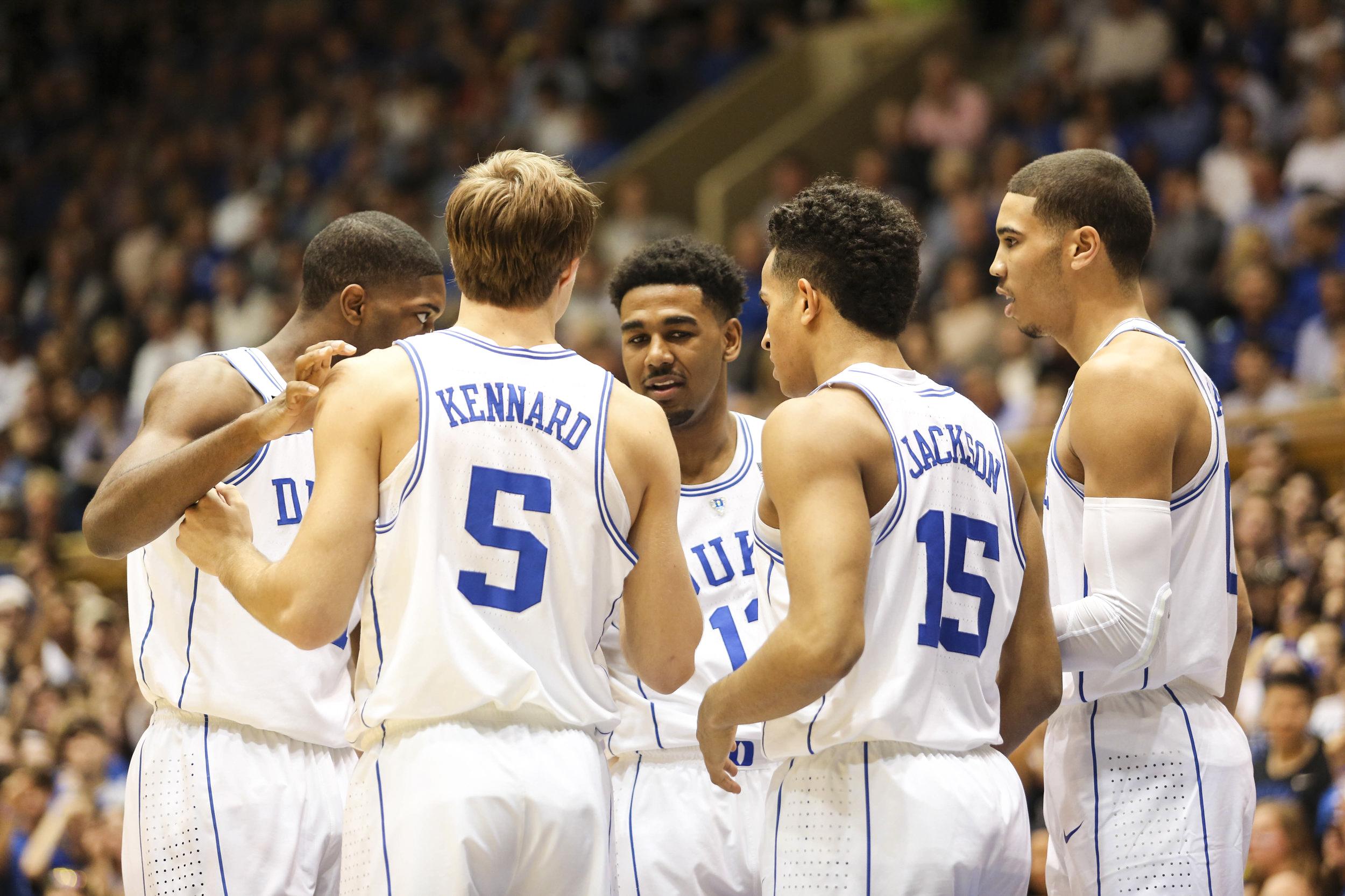 Duke University 2016-2017 Men's Basketball :: Photo by Keenan Hairston Raleigh Photographer.jpg