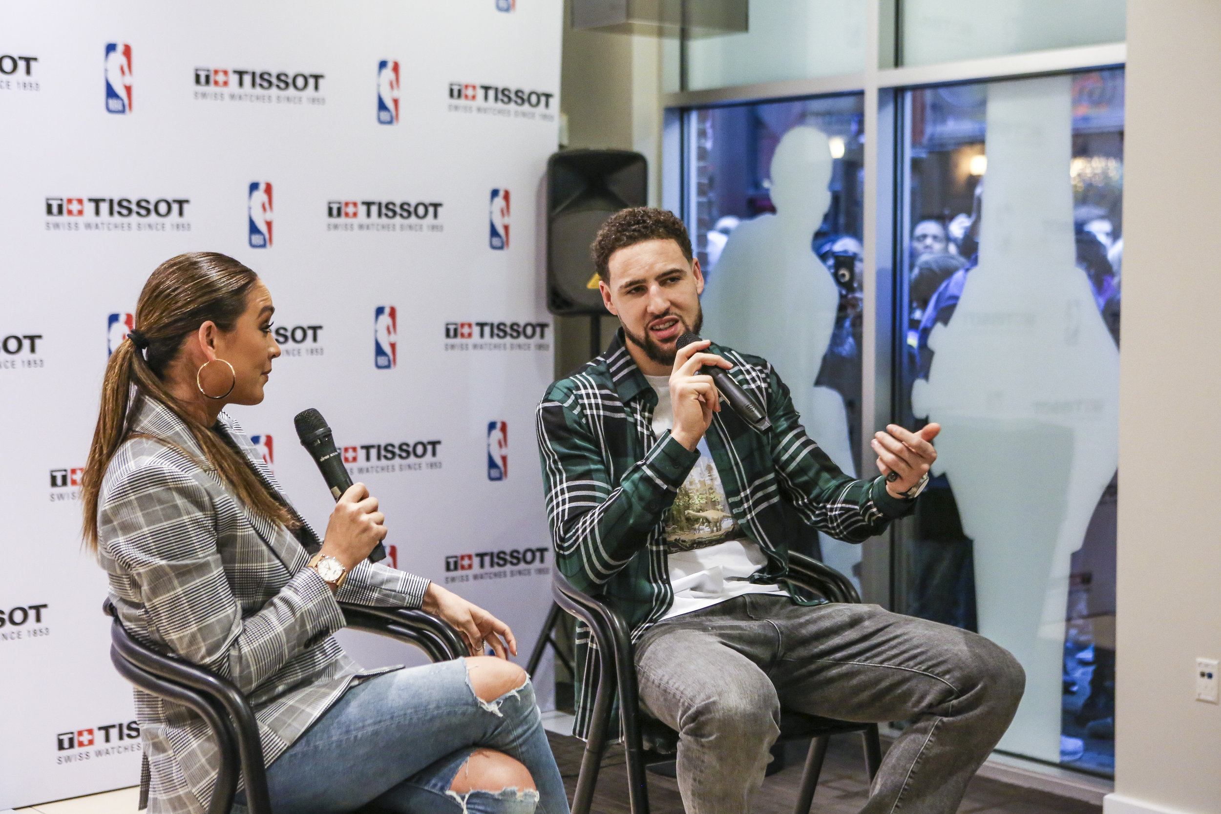 Klay Thompson 2 :: NBA All-Star Weekend 2019 Charlotte :: Photo by Keenan Hairston.jpg