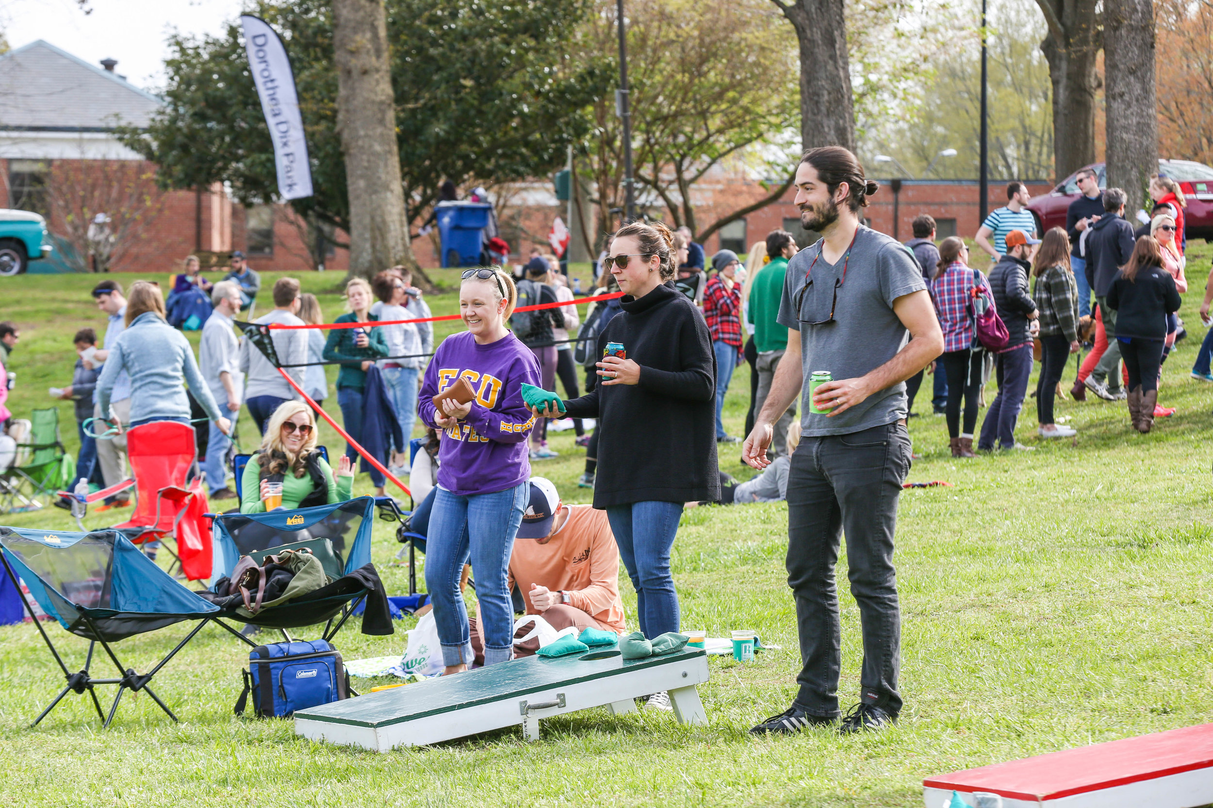Dorothea Dix Spring Fling & Easter Egg Hunt :: Photo by Keenan Hairston.jpg