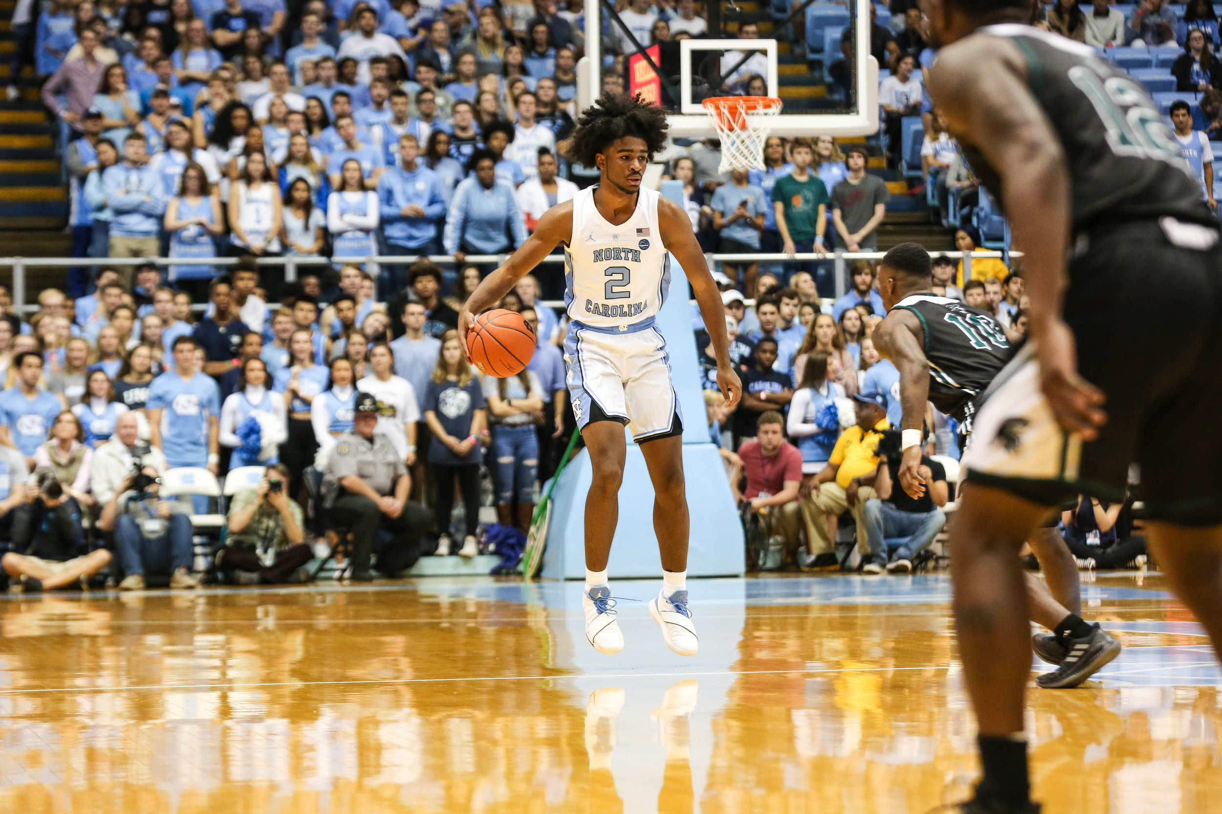 Coby+White+__+UNC+Men's+Basketball+__+Photo+by+Keenan+Hairston.jpg