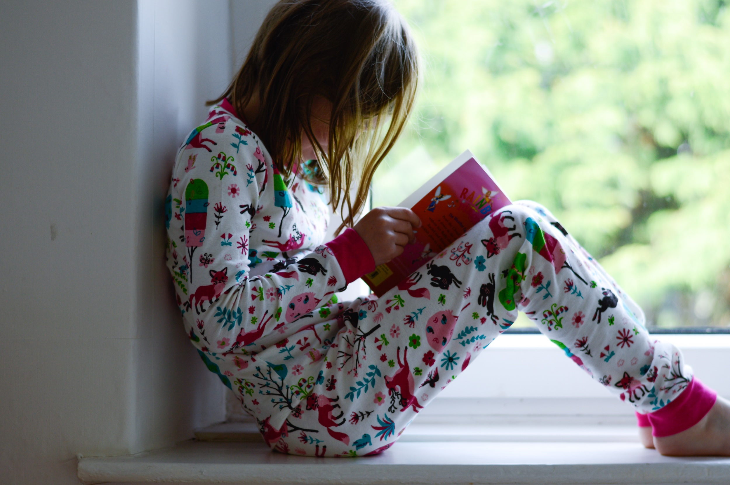 The prettiest Hatley Pyjamas.