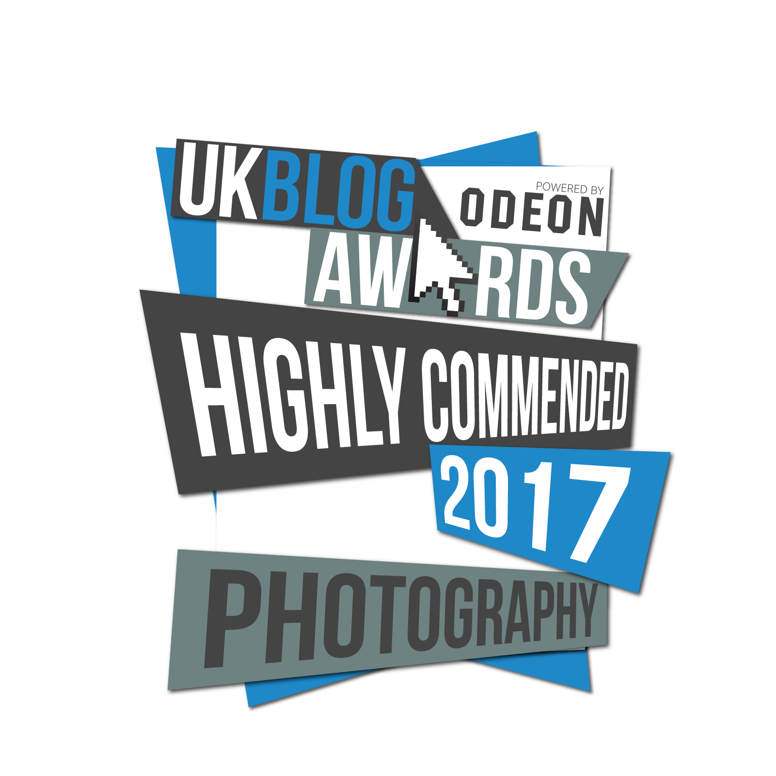 My Blog was Highly Commended in the UK Blog Awards 2017, in the Photography Category. (Click for more.)