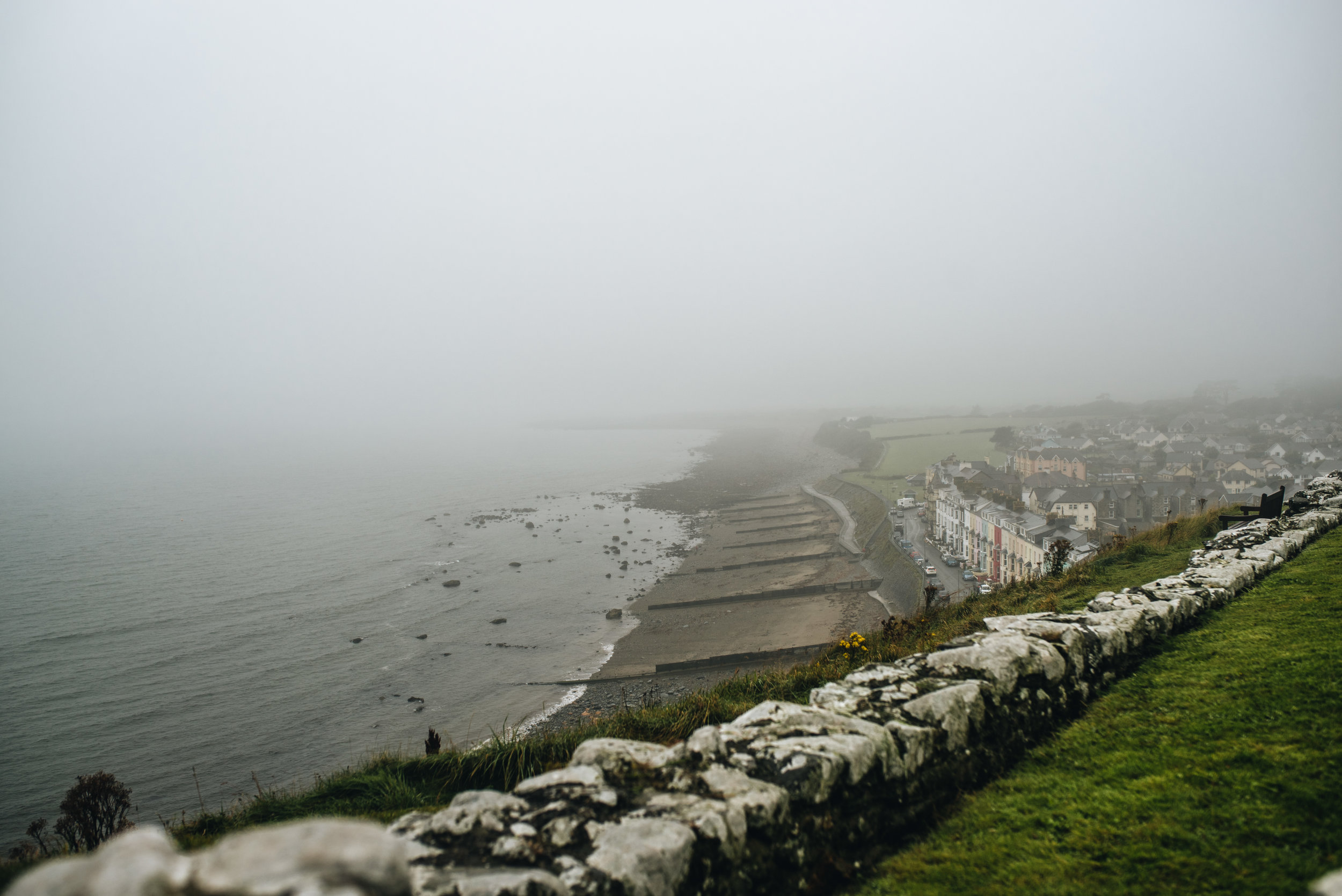 A holiday in North Wales - Llyn Peninsula - Criccieth