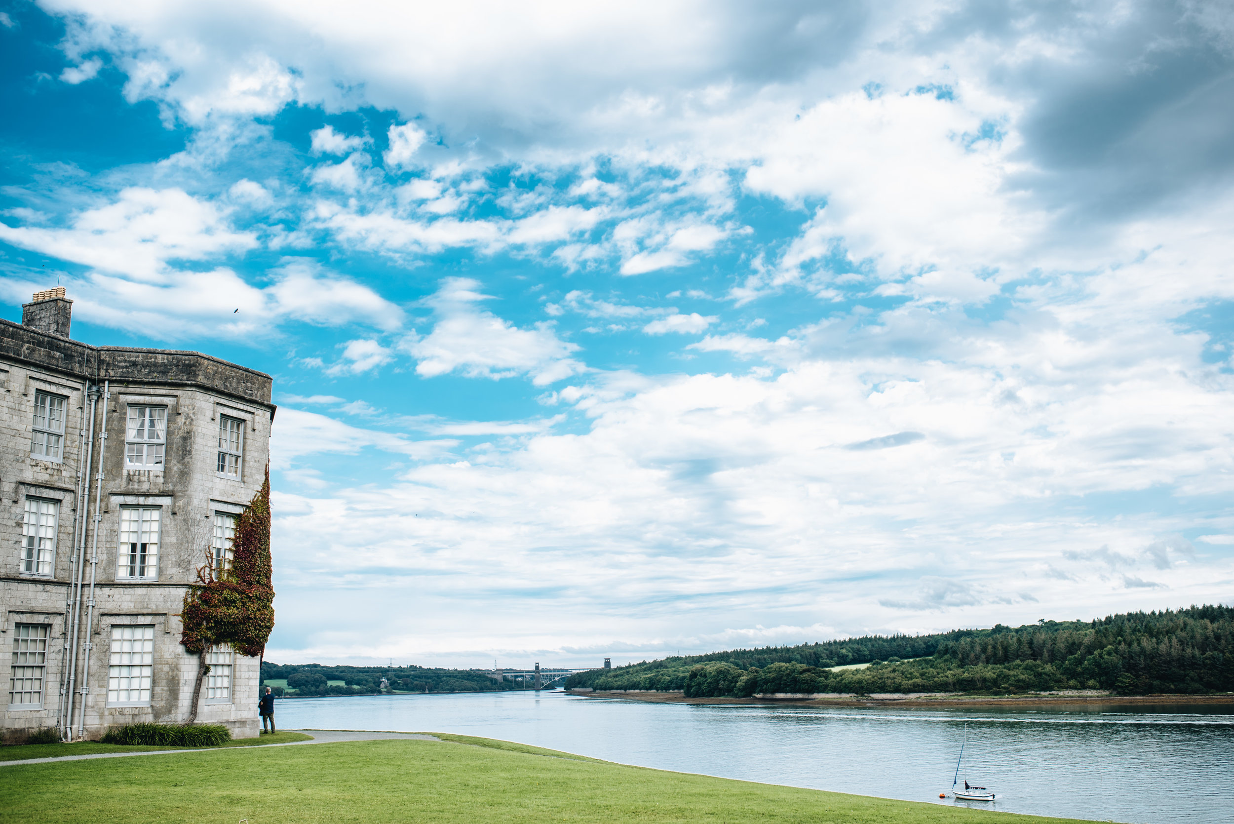 A holiday in North Wales - Plas Newydd
