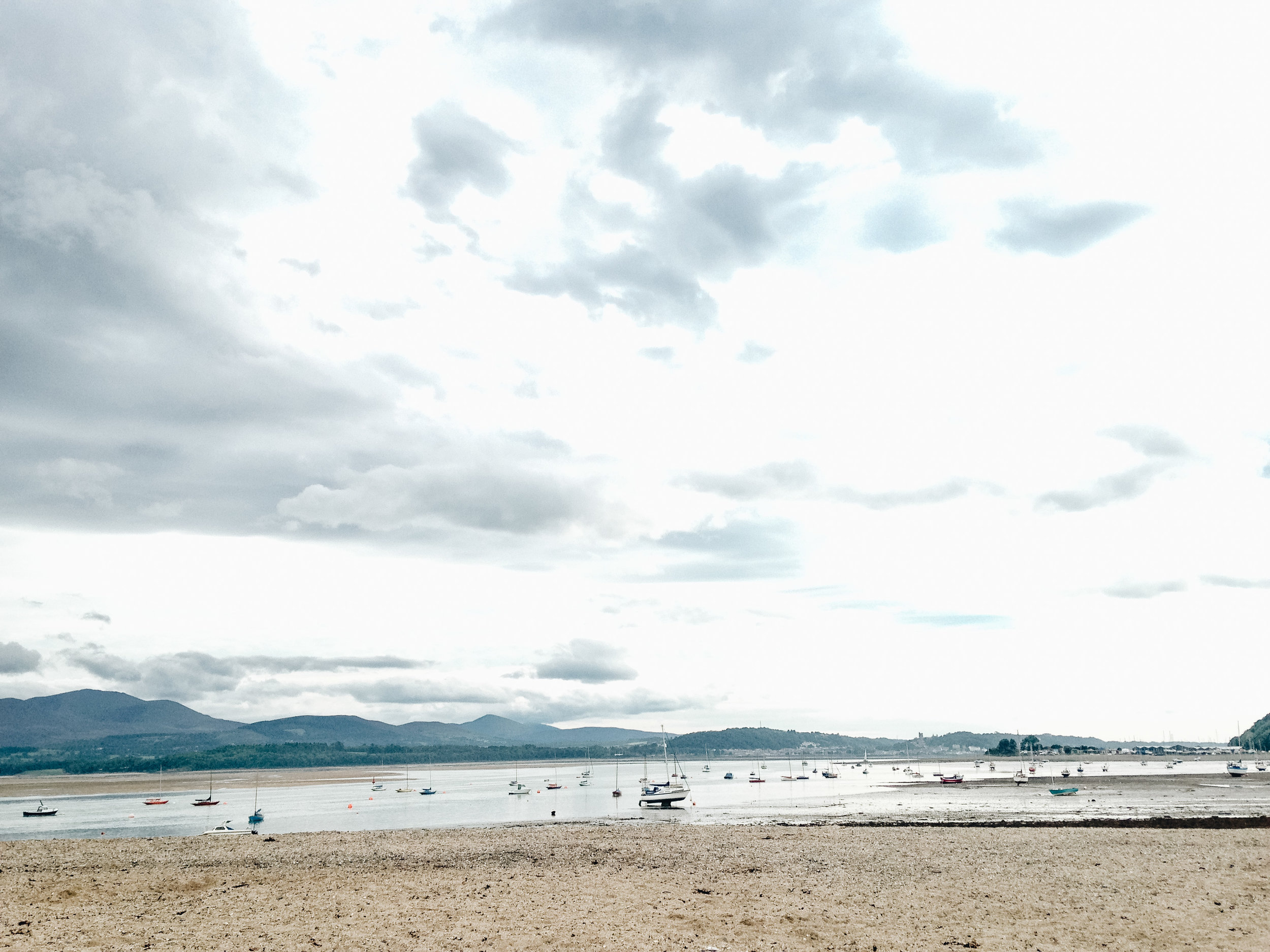 A holiday in North Wales - Beaumaris