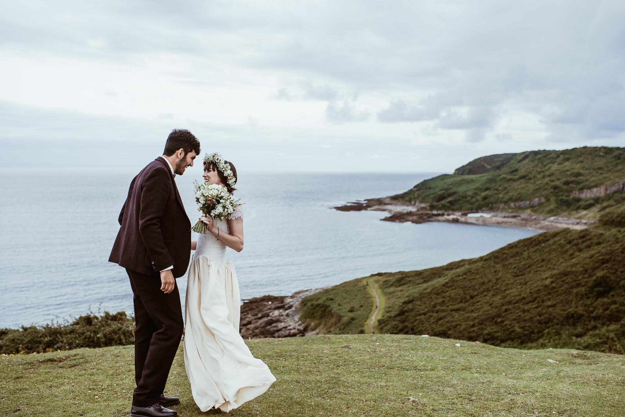 Swansea Wedding Photographer |Bride and Groom | South Wales Photographer | Portrait Photography | Couples Photography