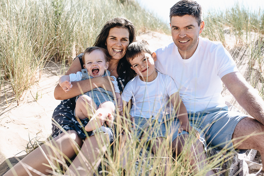Family Photo Shoot | Horton Beach, Gower | Family Photographer | Our Beautiful Adventure Photography | Swansea, South Wales |