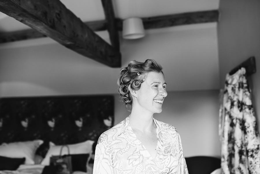 Wedding Photography - Folly Farm Centre Bristol - Our Beautiful Adventure Photography - Bridal Preperations
