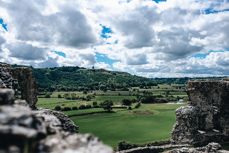 Dryslwyn Castle Blog- Day Out - South Wales - Visit Wales - Our Beautiful Adventure Photography