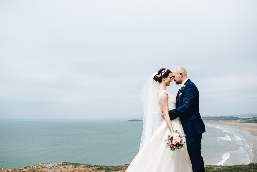 Swansea, Gower and South Wales Wedding Photographer