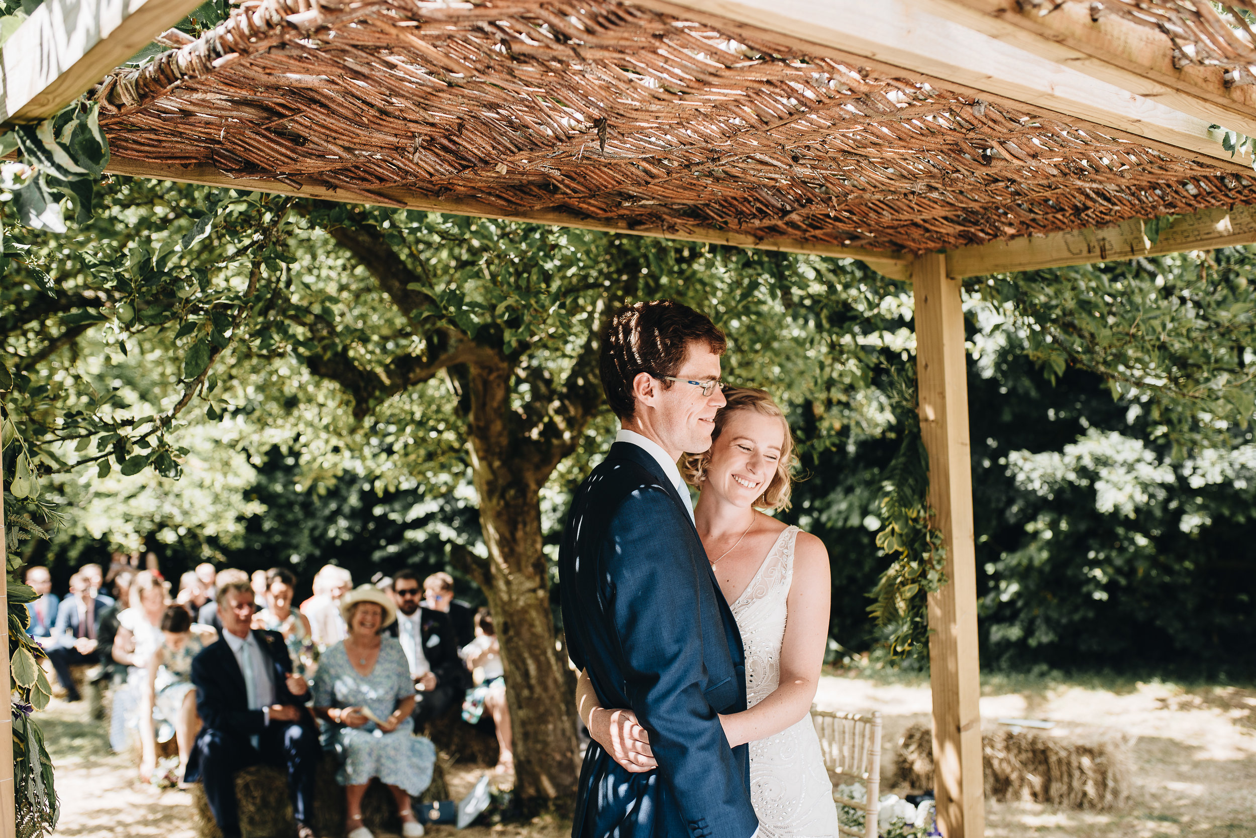 Alan and Rosa's Wedding at Folly Farm centre in Bristol was selected to be featured over on Your Perfect Wedding Photographer. Click the image to have a look.