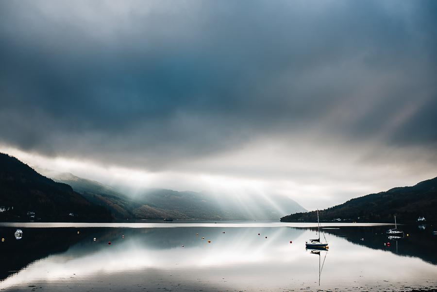 Our Scotland Adventure - LochGoilhead Lodges - Hoseasons - Blog