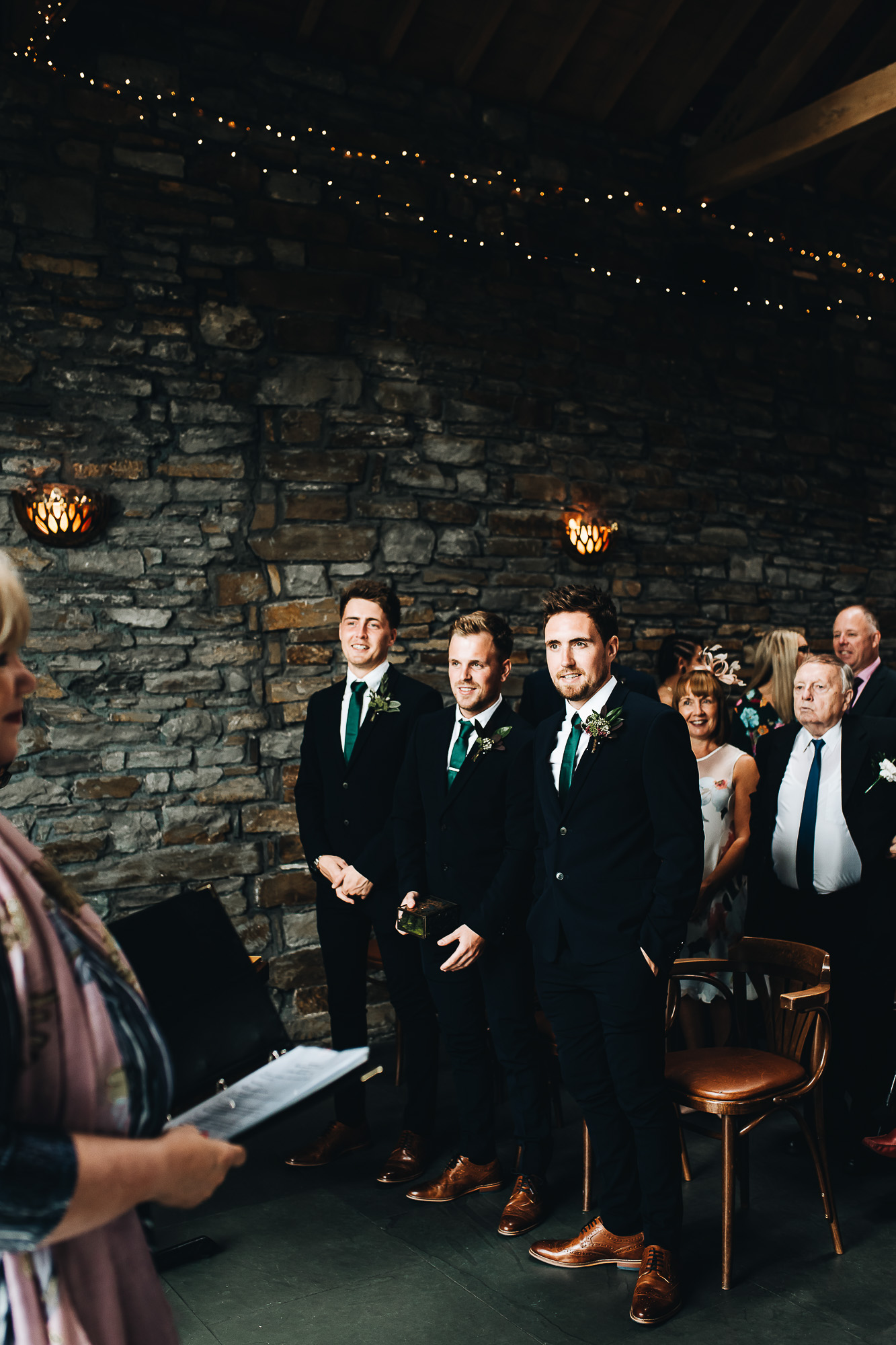 The Groom and his Groomsmen | Wedding Photographer | Swansea | South Wales