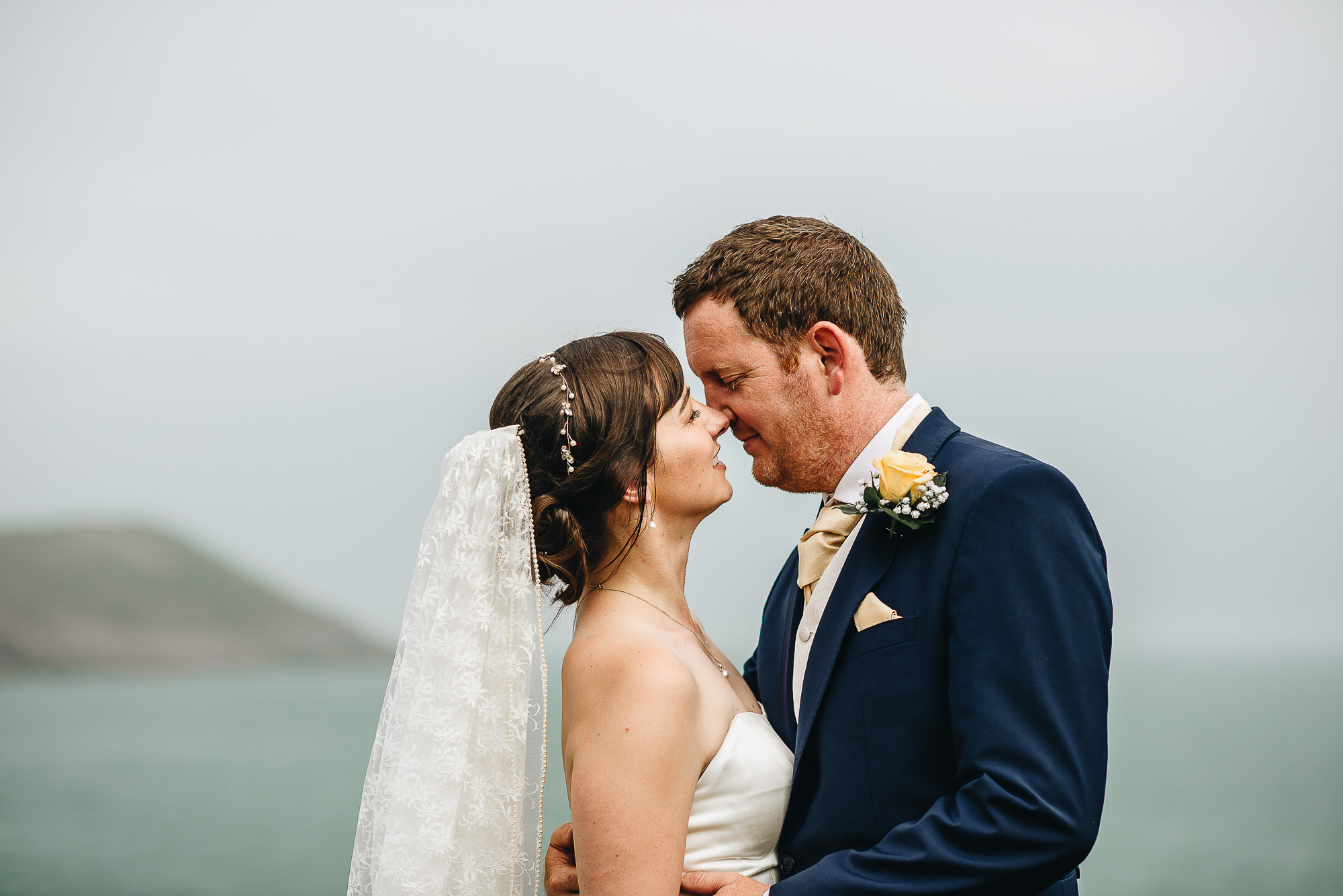 Swansea and South Wales Wedding Photographer | Mumbles Wedding | The New Gower Hotel |