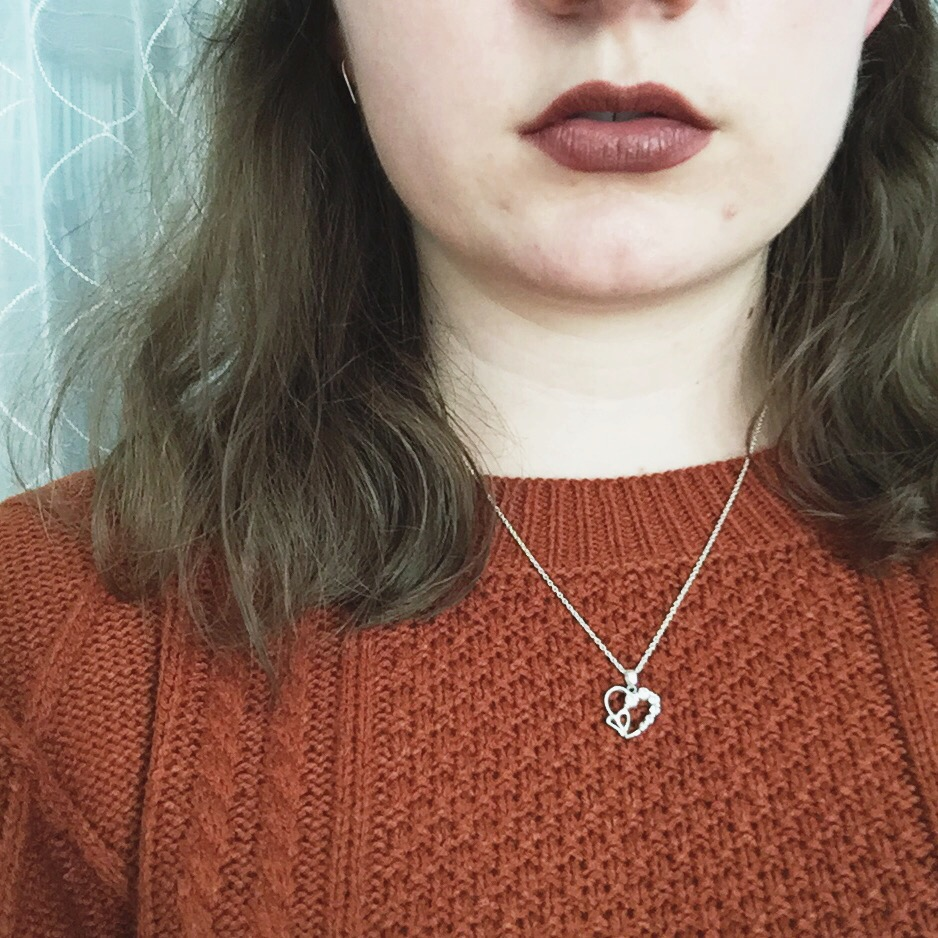 Here's a moody swatch of Colourpop Grunge I never ended up posting to my Instagram