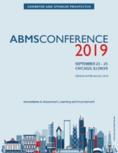 Download the  ABMS Conference 2019 Exhibitor & Sponsor Prospectus .