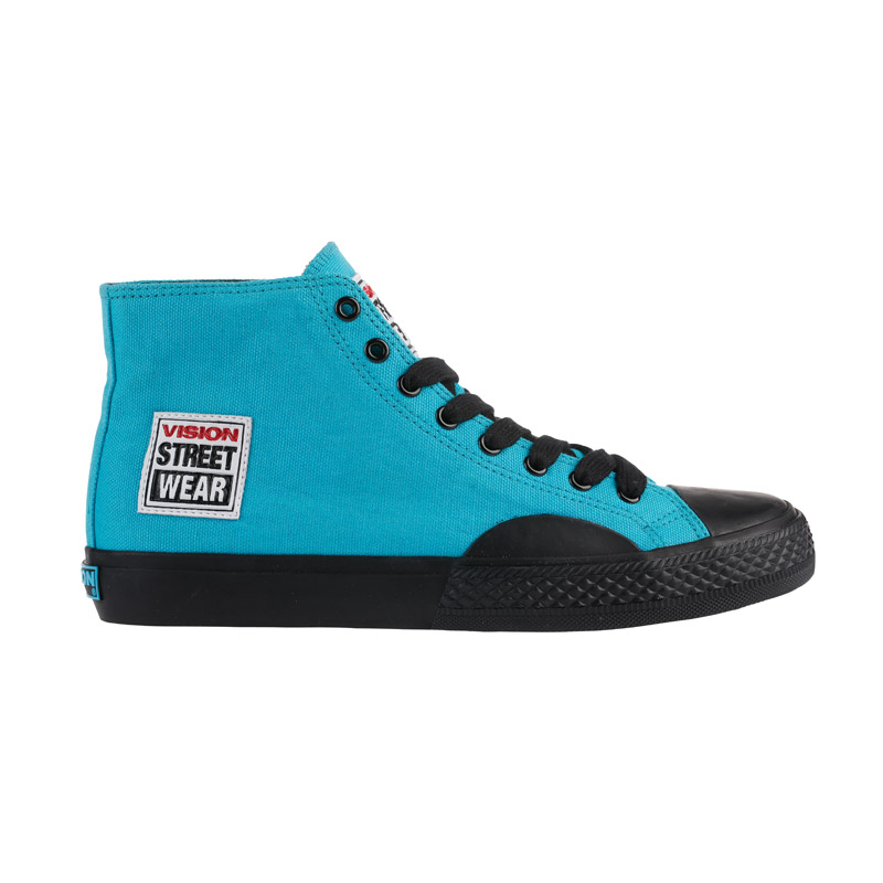 Canvas High // Turquoise