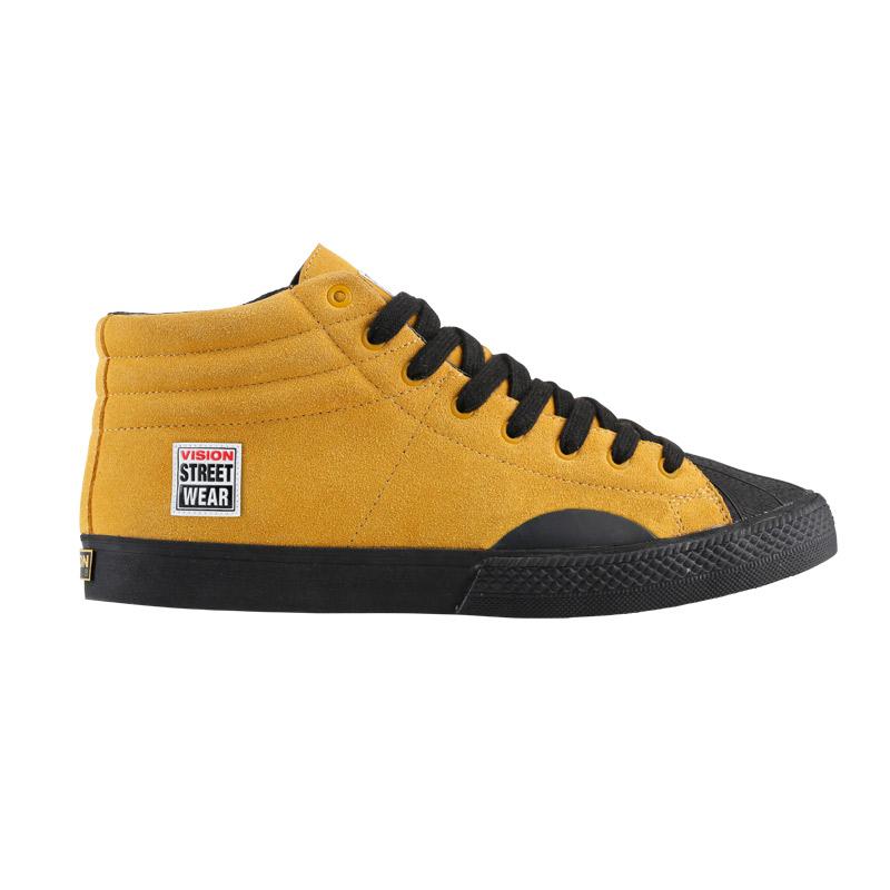Suede High // Mustard