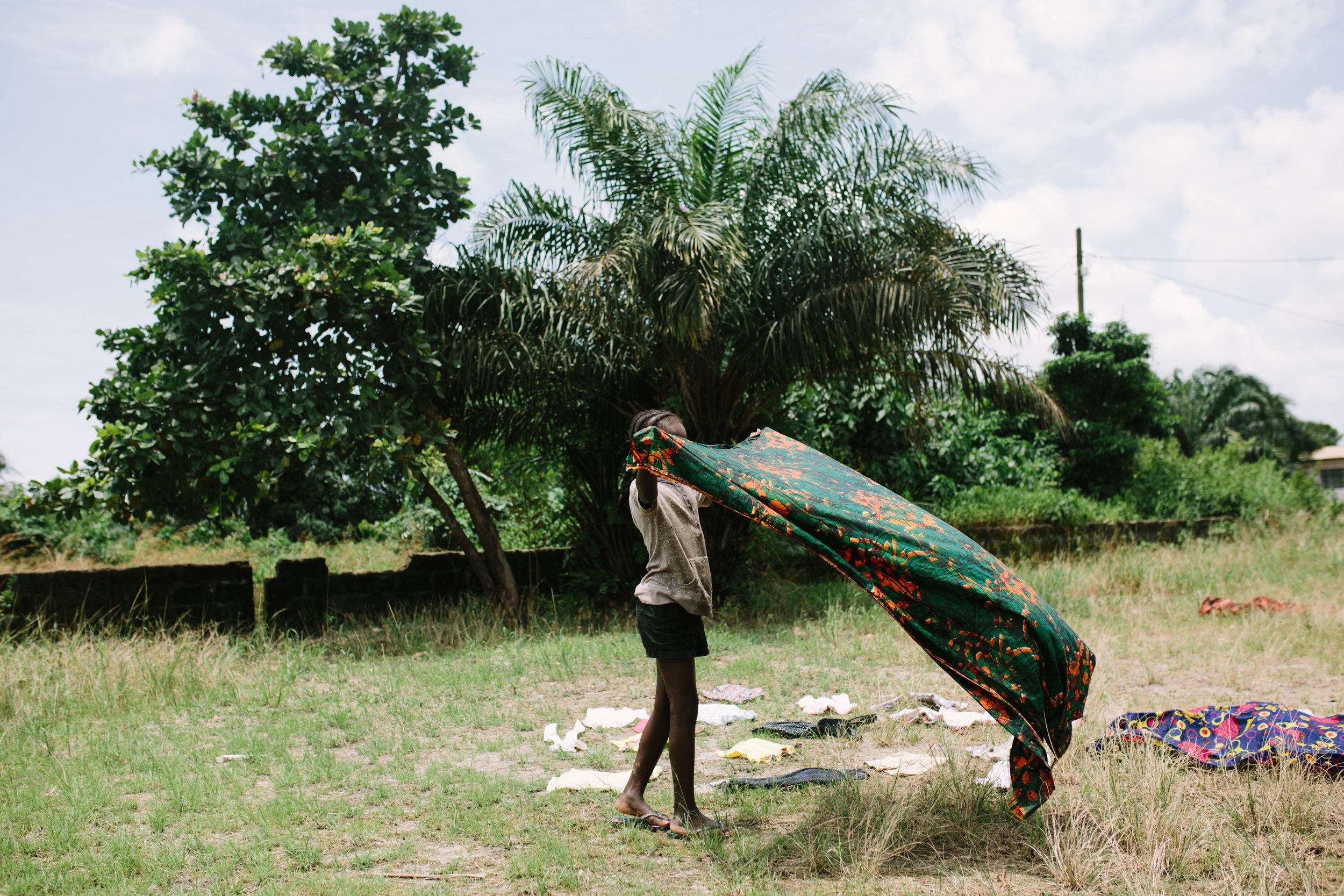 Liberia: photos for pepper coast ministries