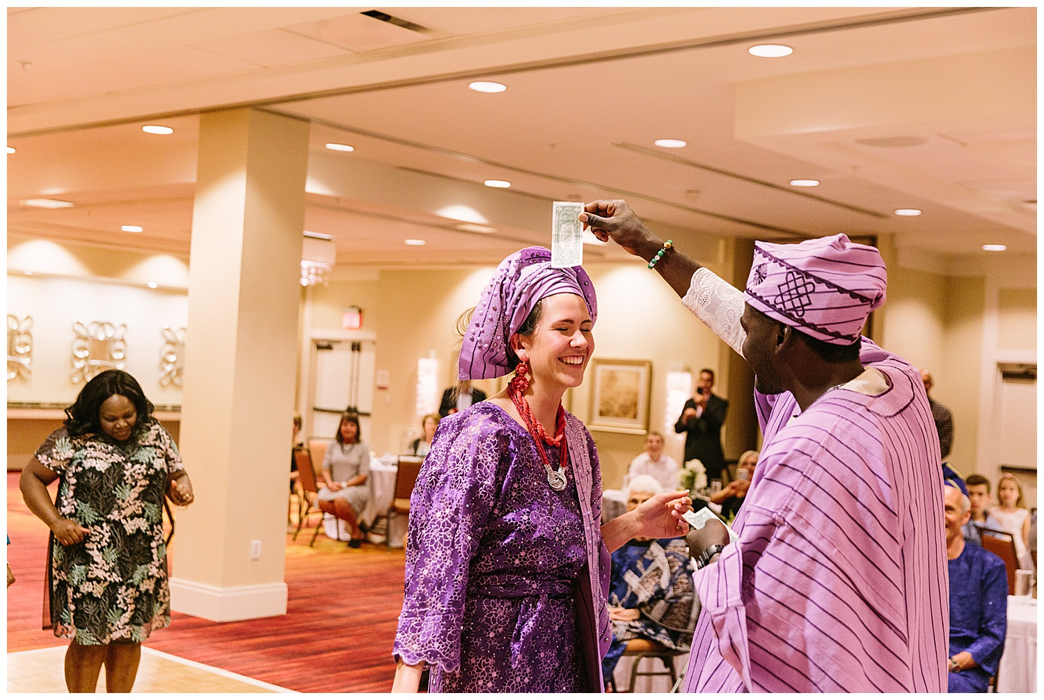 A NIGERIAN WEDDING CEREMONY