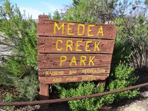 MedeaCreekPark_sign.JPG
