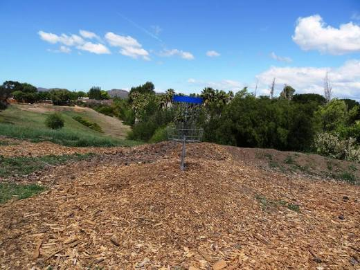 Rabbit Flats Disc Golf Course in Thousand Oaks